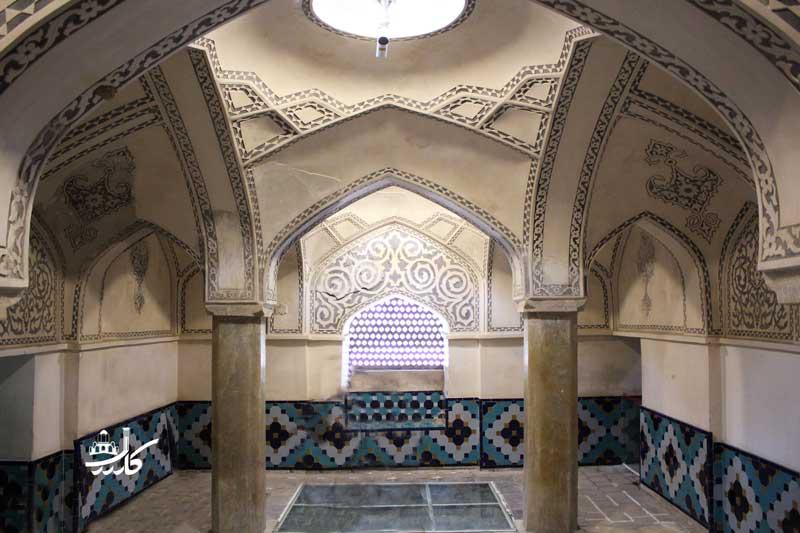 حمام باغ فین کاشان