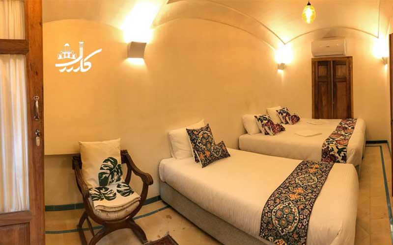 عکس هتل اقامتگاه سنتی کاشانه روشن کاشان