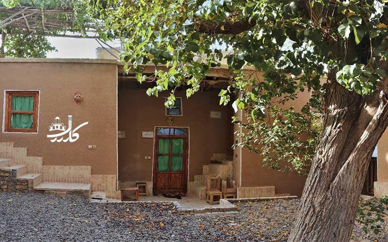 عکس اقامتگاه بومگردی خانه نقلی کاشان | خانه برزک خانه نقلی