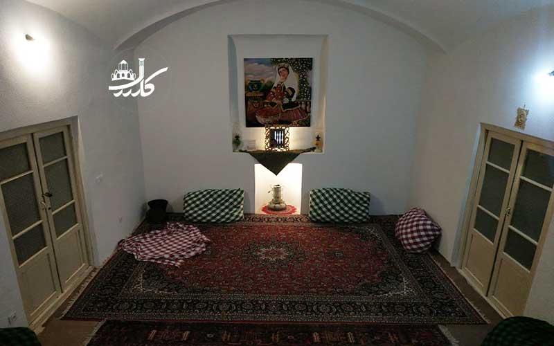 عکس اقامتگاه بومگردی سرای آقا محمد کاشان 4