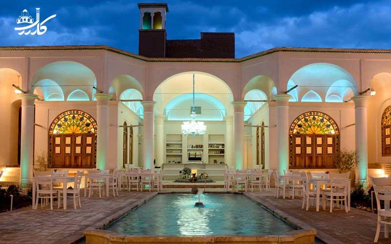 عکس هتل آریانا اسپا کاشان 2