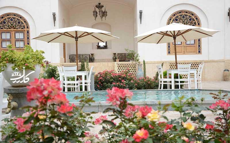 عکس هتل آریانا اسپا کاشان 3