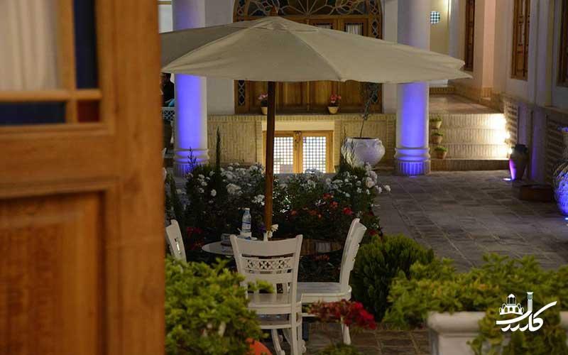 عکس هتل آریانا اسپا کاشان 5