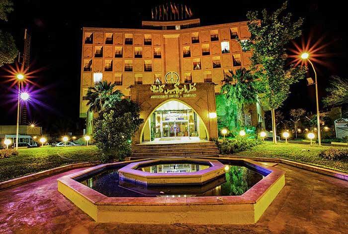 عکس هتل امیرکبیر کاشان | هتل ایرانگردی کاشان