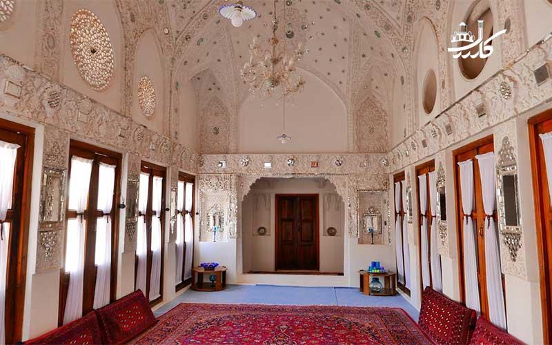 عکس هتل خانه ایرانی کاشان ش 2