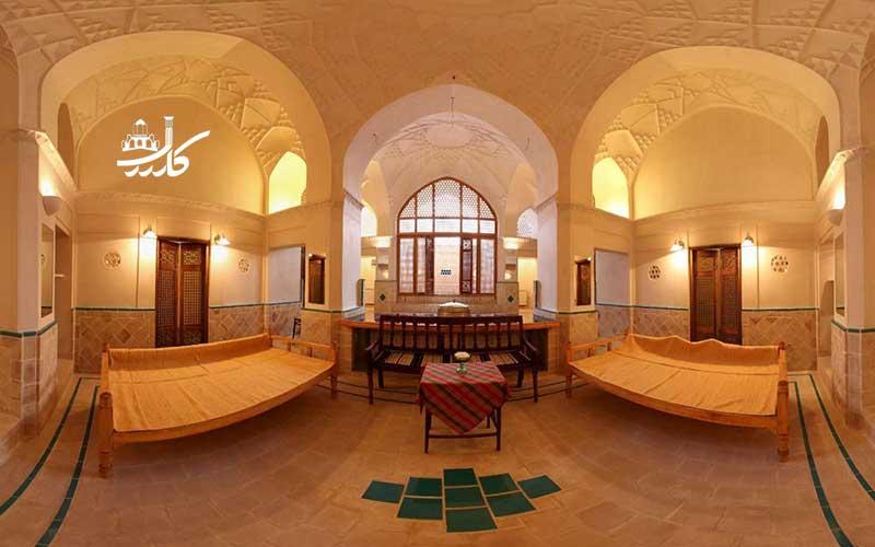عکس هتل خانه ایرانی کاشان ش 4