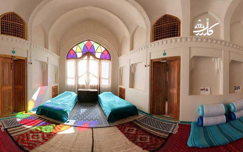 عکس هتل خانه ایرانی کاشان ش 3