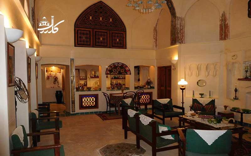 عکس هتل خانه ایرانی کاشان ش 5