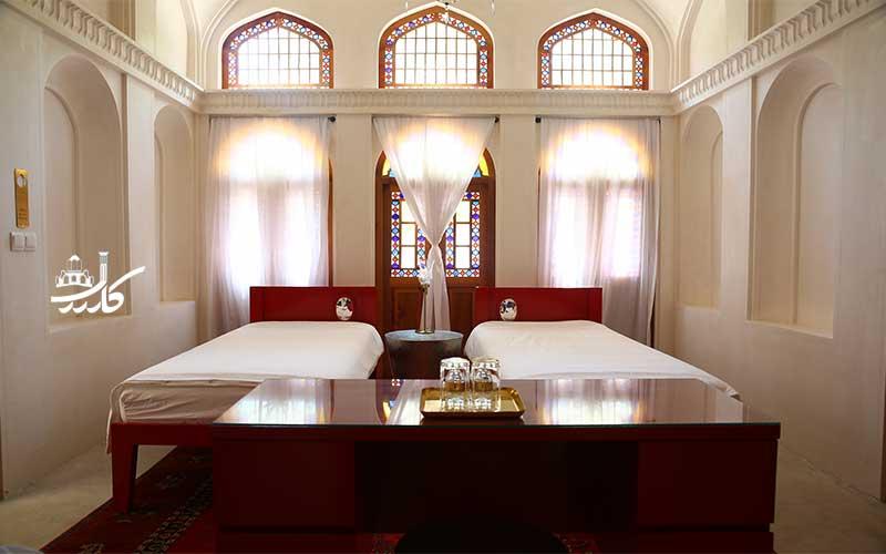 عکس هتل سنتی منوچهری کاشان