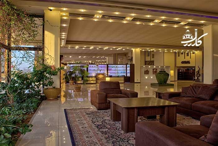 عکس هتل نگارستان کاشان