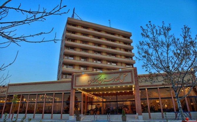 هتل نگارستان کاشان | هتل ایرانگردی کاشان