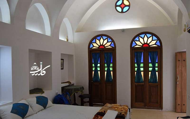 عکس اقامتگاه ثنا کاشان