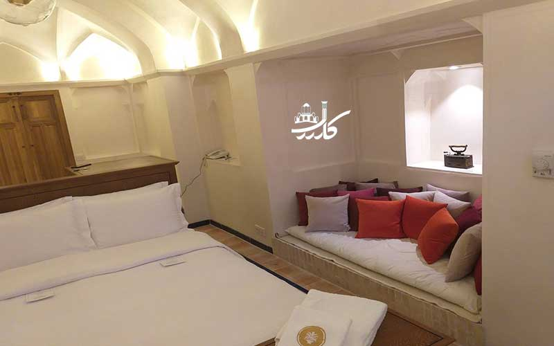 عکس هتل سوریجان کاشان