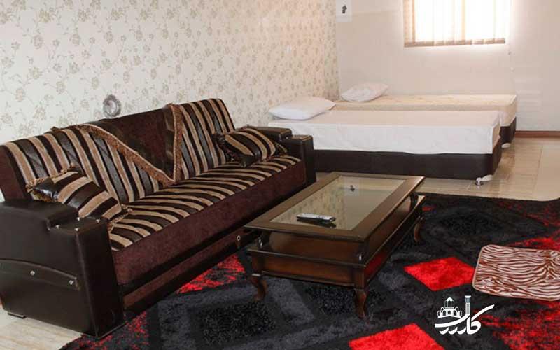 عکس هتل آپارتمان مریم کاشان