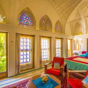 هتل عامری یکی از بهترین هتل های کاشان