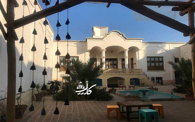 کوشک هنر کاشان یکی از بهترین هتل های کاشان