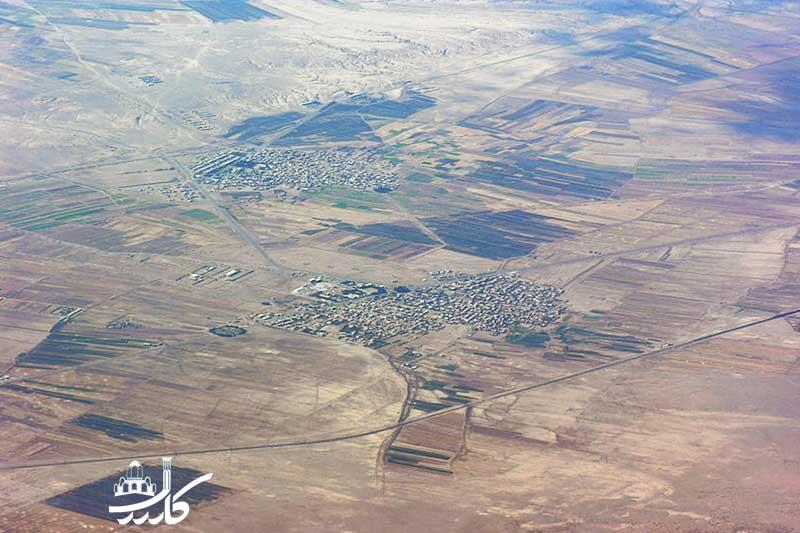 روستای یزدل کاشان