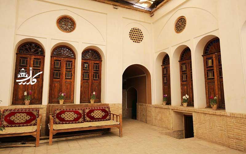 اقامتگاه سنتی شاسوسا کاشان