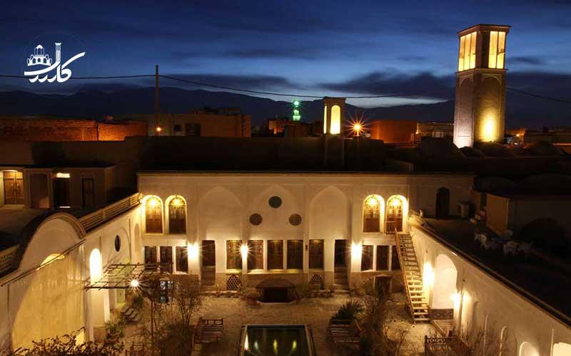 عکس خانه احسان کاشان