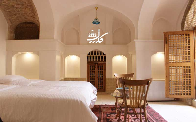 عکس هتل سپنج کاشان