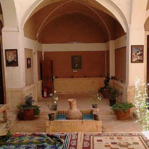 عکس خانه کمال الملک کاشان