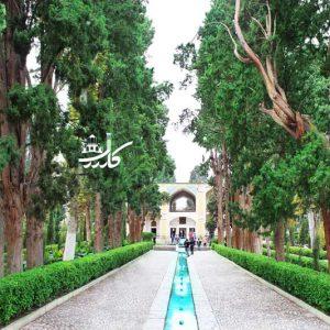 باغ فین کاشان - جاهای دیدنی کاشان با عکس
