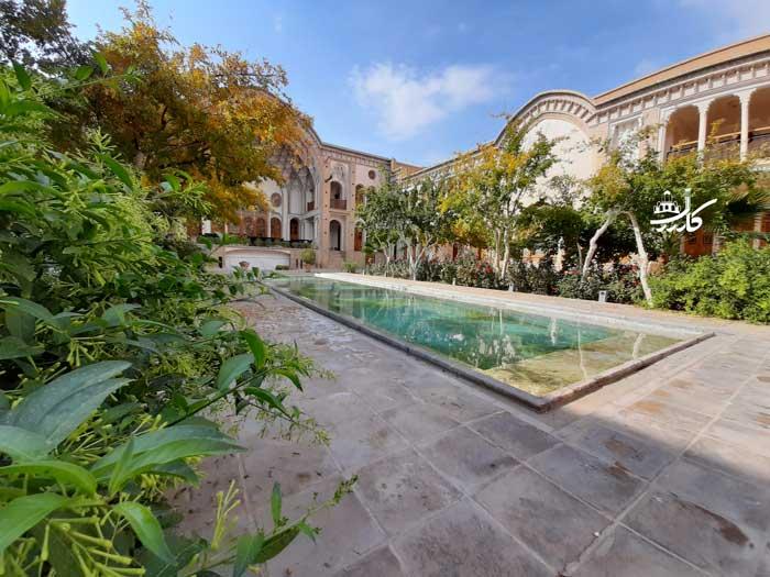 عکس هتل سرای عامری ها کاشان