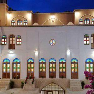 عکس خانه پارسی کاشان