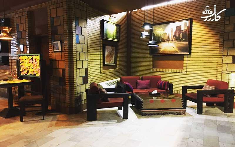عکس هتل امیرکبیر کاشان