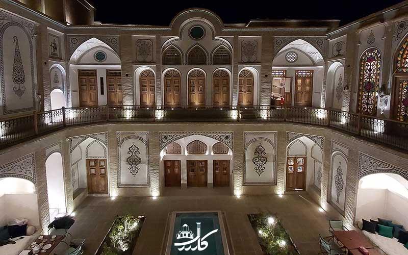 هتل سوریجان کاشان