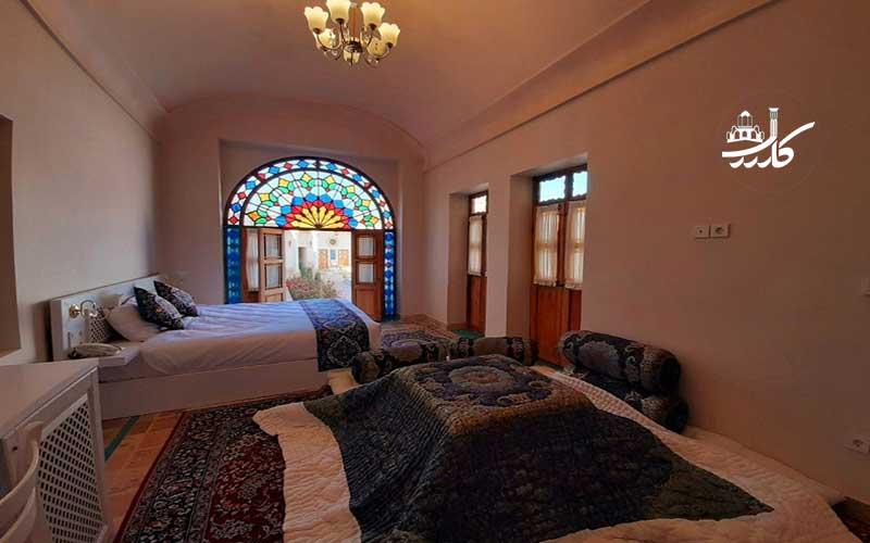عکس هتل یاسمین راهب کاشان